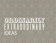 Ordinarily Extraordinary